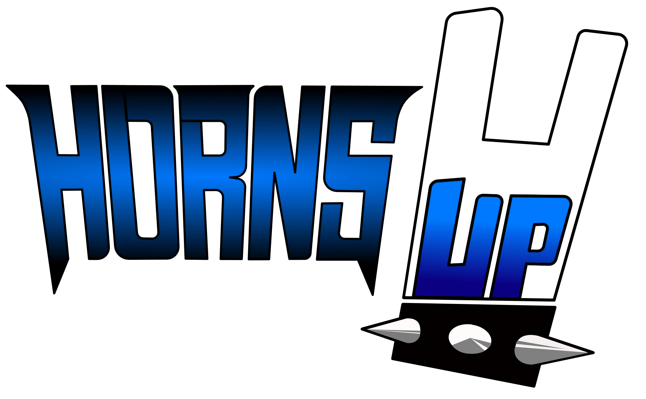 HORNS UP LOGO