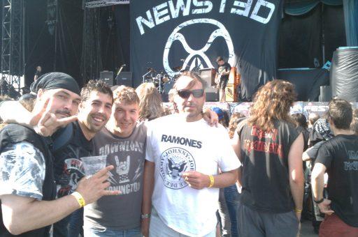 Sonisphere 2013 - Barcelona - @HornsUpPodcast