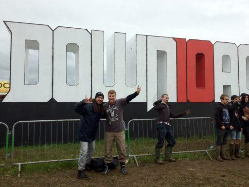 Donnington - Download Festival U.K. - @HornsUpPodcast